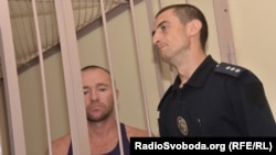 Микола Новіков у суді