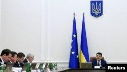 Засідання уряду, архівне фото