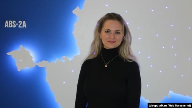 Генеральный директор STV Юлия Шахманова