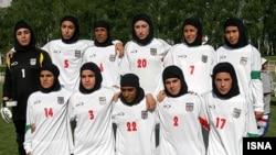 ورزشکاران زن در ایران مجبور به داشتن حجاب اسلامی هستند
