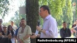 Юрій Луценко відвідав цьогорічний «Бандерштат»