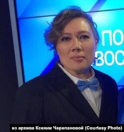 Исполнительный директор ТВК Ксения Черепанова