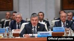 Prezident Mirziyoev Shanxay hamkorlik tashkiloti sammitida, 10-iyun, Xitoy