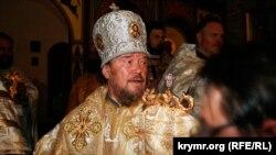 Крымский митрополит Лазарь Украинской православной церкви Московского патриархата