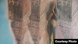 ლადო ფოჩხუას ნამუშევარი პრაღის ბიენალეზე