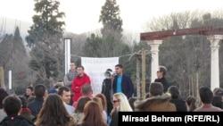 Protesti u Mostaru