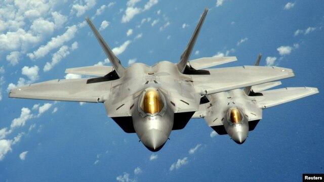 هواپیماهای اف -۲۲