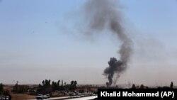 Sukob iračke vojske i kurdskih snaga