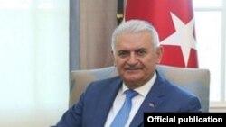 Premierul turc Binaly Yildirim