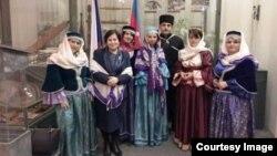 Azərbaycan sərgisi, Çexiya