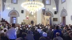 ТВ вести - Прослава на Курбан Бајрам во светот