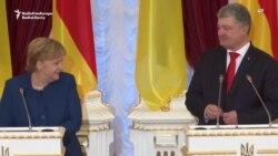 Poroshenko Mocks Russian Sanctions