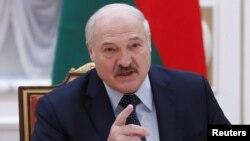 Belarusianstrongman AlyaksandrLukashenka