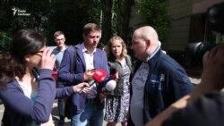 Андрій Боровик вийшов із Лук'янівського СІЗО