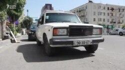 Bakı Sovet taksiləri yığışdırılır