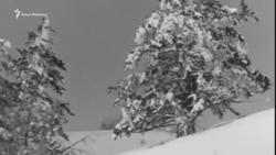 Кримський природний заповідник узимку | Крим.Ретро (відео)
