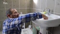Дом «с удобствами» для четы инвалидов