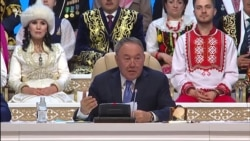 """Назарбаев """"арандатушыларды жазалауды"""" айтты"""