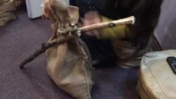 «Торбоскладанням» в дорогу відзначили у Харкові день народження Сковороди