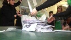 В Грузии пройдет второй тур выборов президента. Никто из кандидатов не набрал большинства голосов