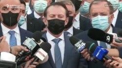 Ce le-a declarat Florin Cîțu jurnaliștilor imediat după congres