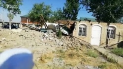 В Сырдарье принудительно снесли десятки объектов предпринимателей