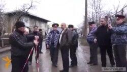 Վերինկարմիրաղբյուրցիները փակել էին դեպի Բերդ տանող ճանապարհը