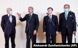 د مسکو کانفرانس کې د ځینو بهرنیو هیوادونو استازو هم ګډون کړی و