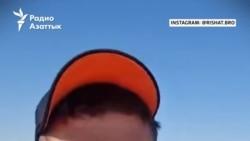 Из Павлодара в Алматы — на роликовой доске. Необычное путешествие по Казахстану