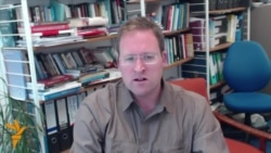 British Researcher Alarmed By Detention Of Tajik Colleague