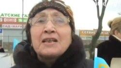 Бор чукрак хатыннары сугышка протест белдерде