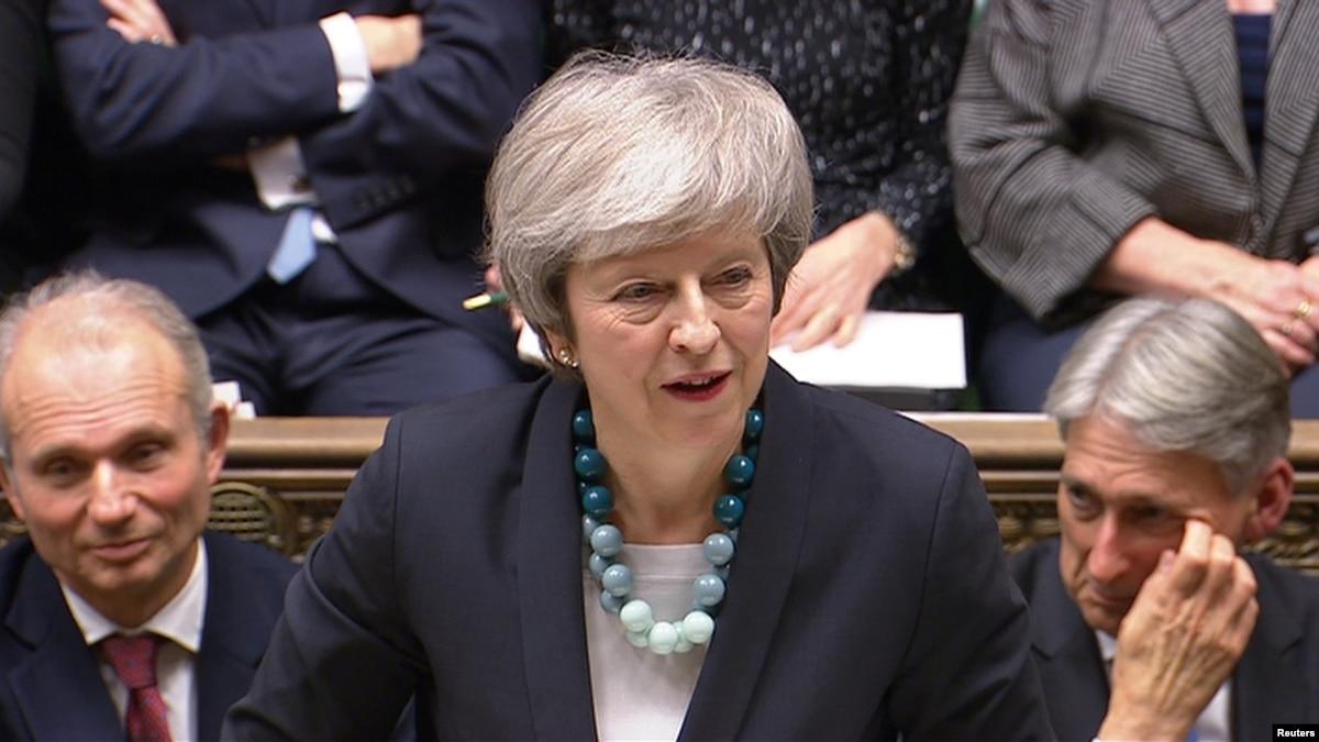 Парламент Британии набирает обороты Мэй