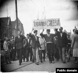 Познань, 1956