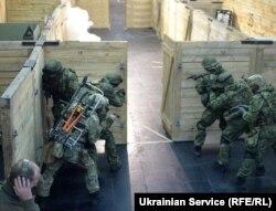 Тренировка сотрудников подразделения КОРД