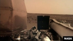 Insajt je sleteo na tlo planete Mars 26. novembra