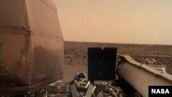 Апарат сів на поверхню Марсу 26 листопада