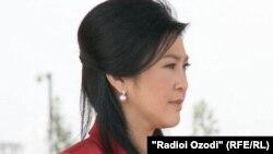 Bivša tajlandska premijerka Jinglak Šinavatra