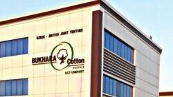 """Bukhara Cotton Textile"" монтажчилари маошлари ярим берилаётганидан норози"