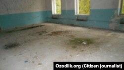 Букинских бомжей и бездомных поместили в рушащееся здание детсада.