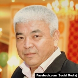 Урмат Белекбаев.