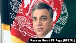 رضوان مراد، رئیس بخش مطبوعاتی دفتر معاونیت اول ریاست جمهوری