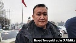 Бекулан Жумабаев.