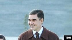 قربان قلی بردی محمدف رئیس جمهور ترکمنستان