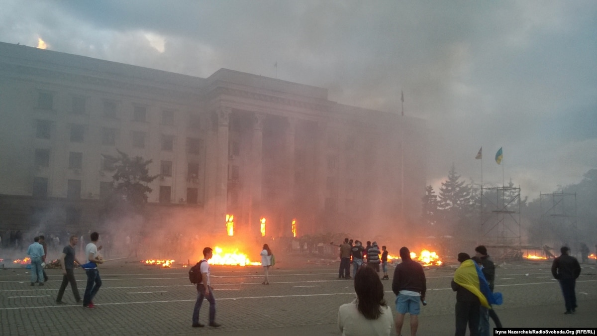 Вместо меморілу представители «ОПЗЖ» требуют расследования событий 2 мая 2014 года в Одессе