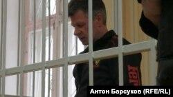 Бывший полицейский Сергей Корсуков