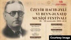 Üzeyir Hacıbəyli VI beynəlxalq musiqi festivalı