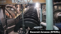 Обработка золотоносной руды