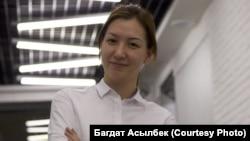 Қашықтан оқу бойынша сарапшы Айнұр Сәтекова.