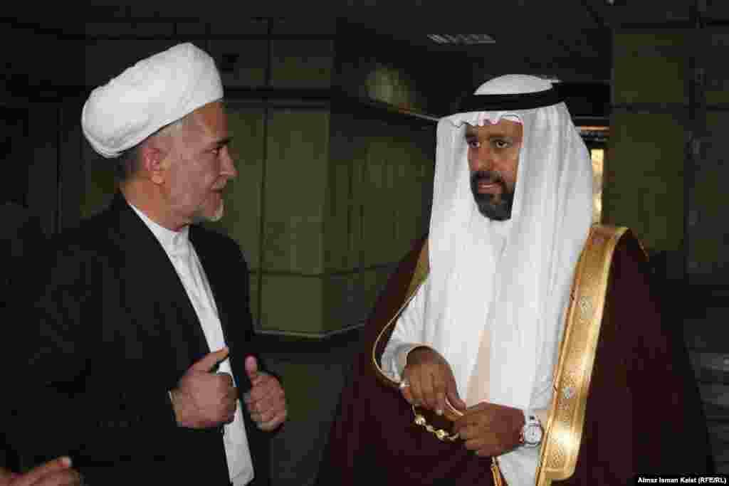 В Бишкек съехались муфтии и имамы из стран СНГ и Ближнего Востока