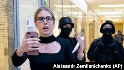 Activita Siubov Sobol avocata Fundației Anticorupție a lui Alexei Navalnîi